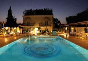 Blu Capri Relais, hotel 5 etoiles Anacapri Italie