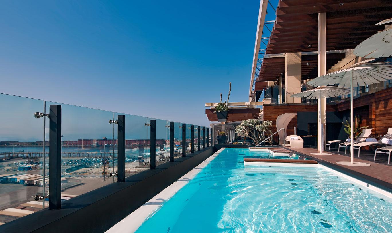 hotel design naples italie romeo h tel de luxe naples