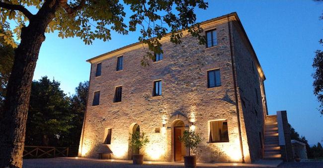 Hotel De Charme Avec Vue Campagne Toscane