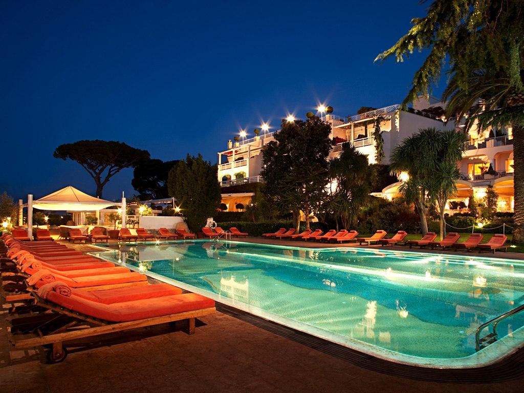 italie capri palace hotel de luxe et spa anacapri. Black Bedroom Furniture Sets. Home Design Ideas