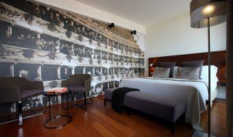 Une Junior Suite de l'Hotel Milano Scala, boutique hôtel au coeur de Milan Italie