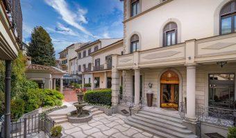 Hotel Montebello Splendid Florence Italie : Hotel de luxe 5 étoiles situé à 10 minutes à pied tous les principaux monuments