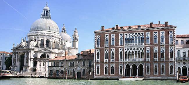 Centurion Palace hotel design Venise
