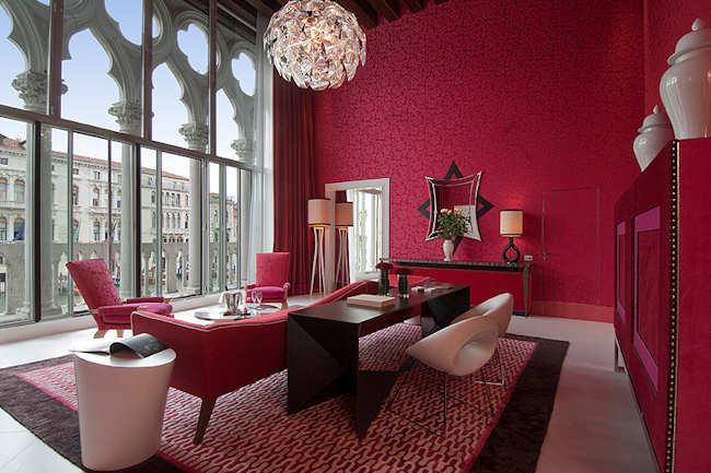 hotel design venise italie centurion palace venise. Black Bedroom Furniture Sets. Home Design Ideas