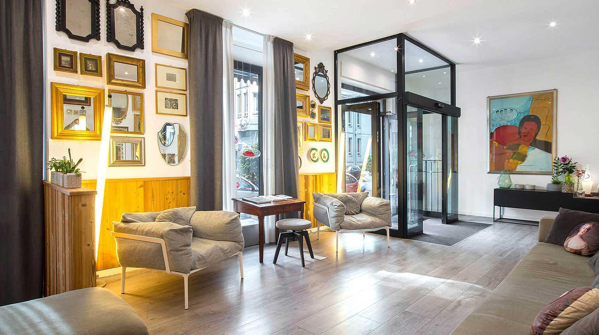 Hotel Bernina, 3 étoiles près de la gare de Milan Italie