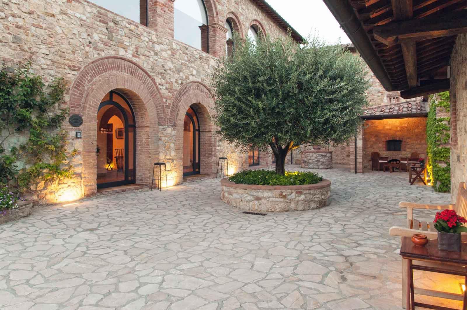 Chambre D Hote En Toscane Italie