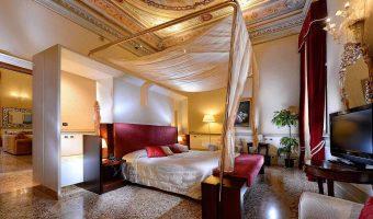 Ruzzini Palace Hotel Venise (Royal Suite, la chambre)