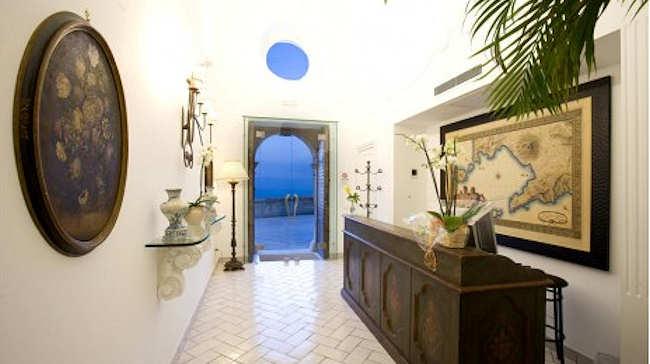hotel 4 etoiles Positano cote amalfitaine, Italie