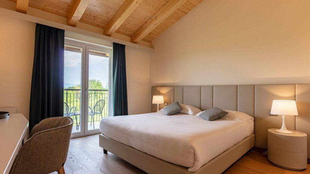 Chambre Prestige Romantique Hotel Principe di Lazise lac de Garde, Italie