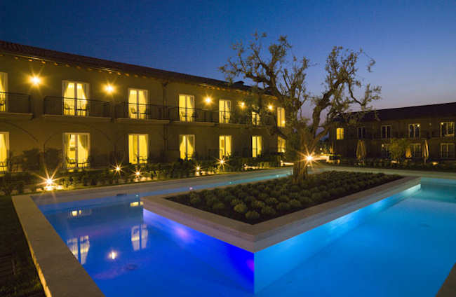 Hotel Luxe Lac De Garde
