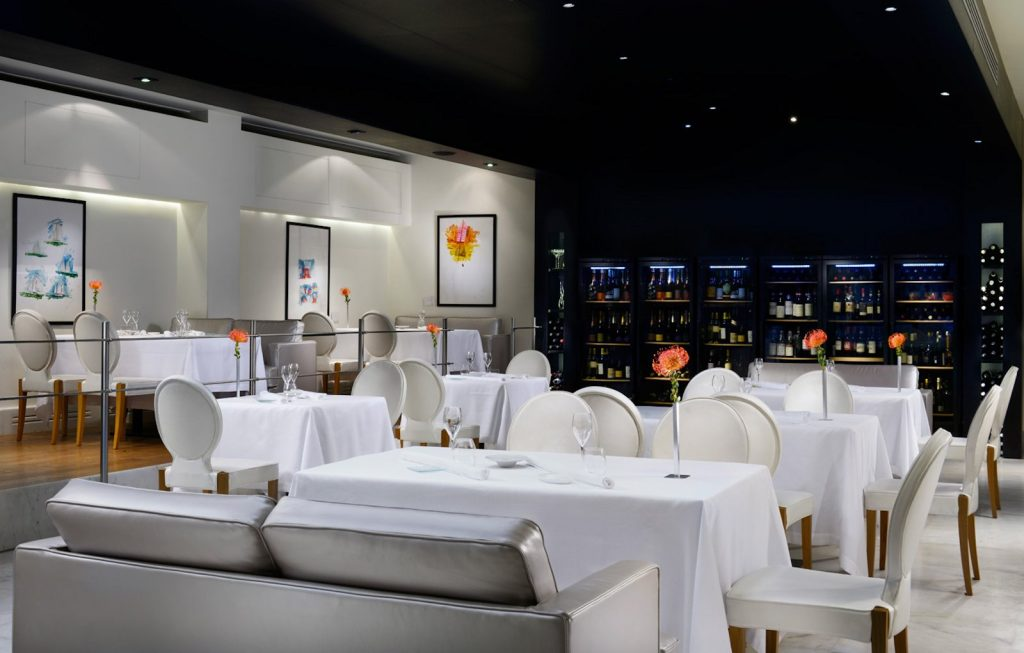 Restaurant Acquolina, Art Hotel Rome