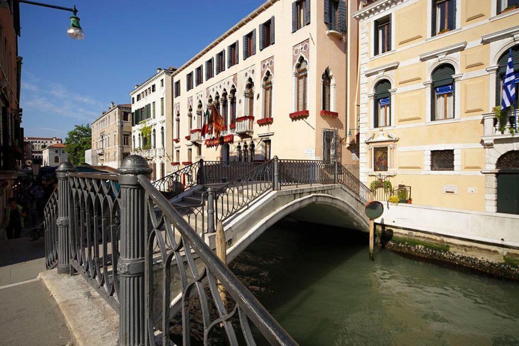 Liassidi Palace, Boutique hotel à Venise Italie