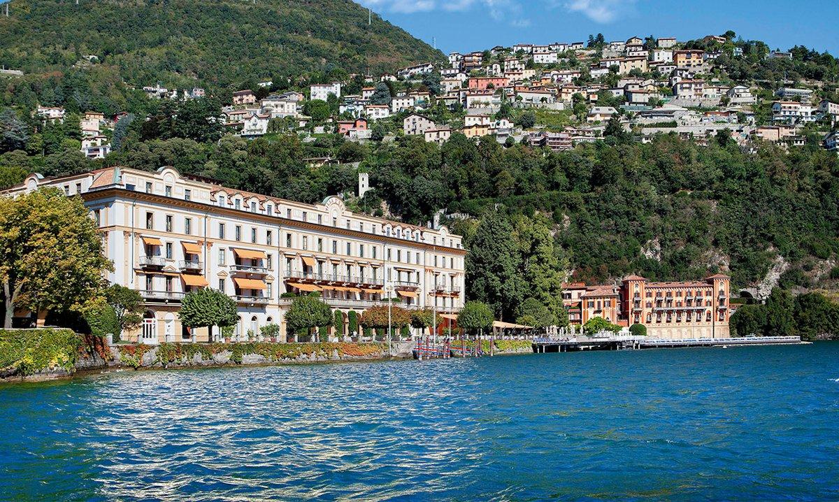 Hotel De Luxe Lac De Come