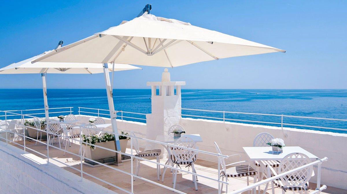 H tel de charme pouilles italie du sud don ferrante monopoli for Boutique hotel pouilles