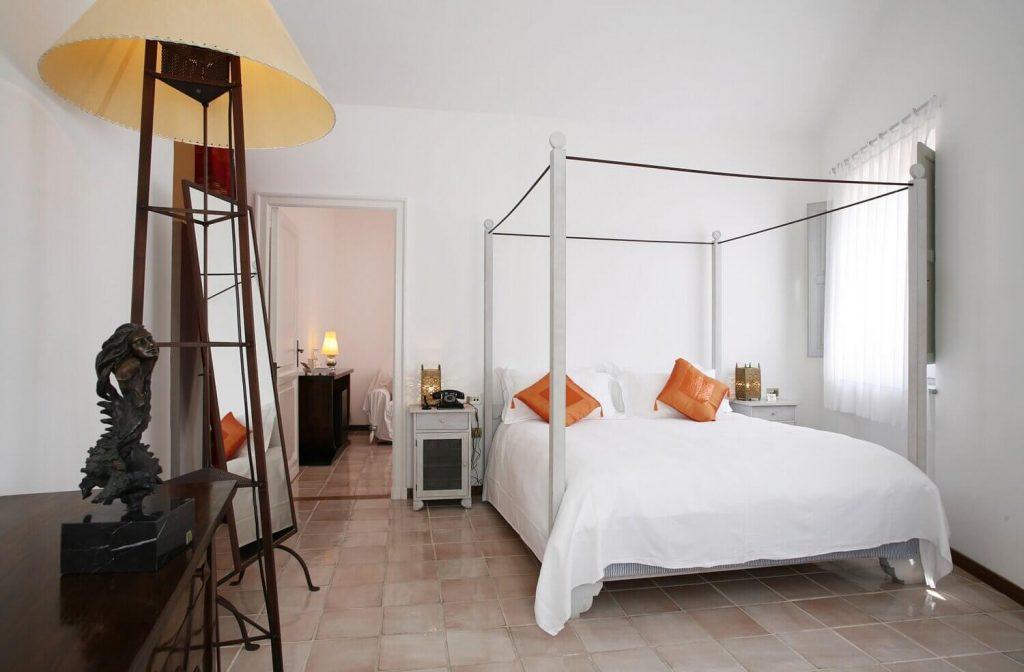 Une Suite de la Locanda delle Donne Monache, hotel de charme à Maratea, Italie du sud