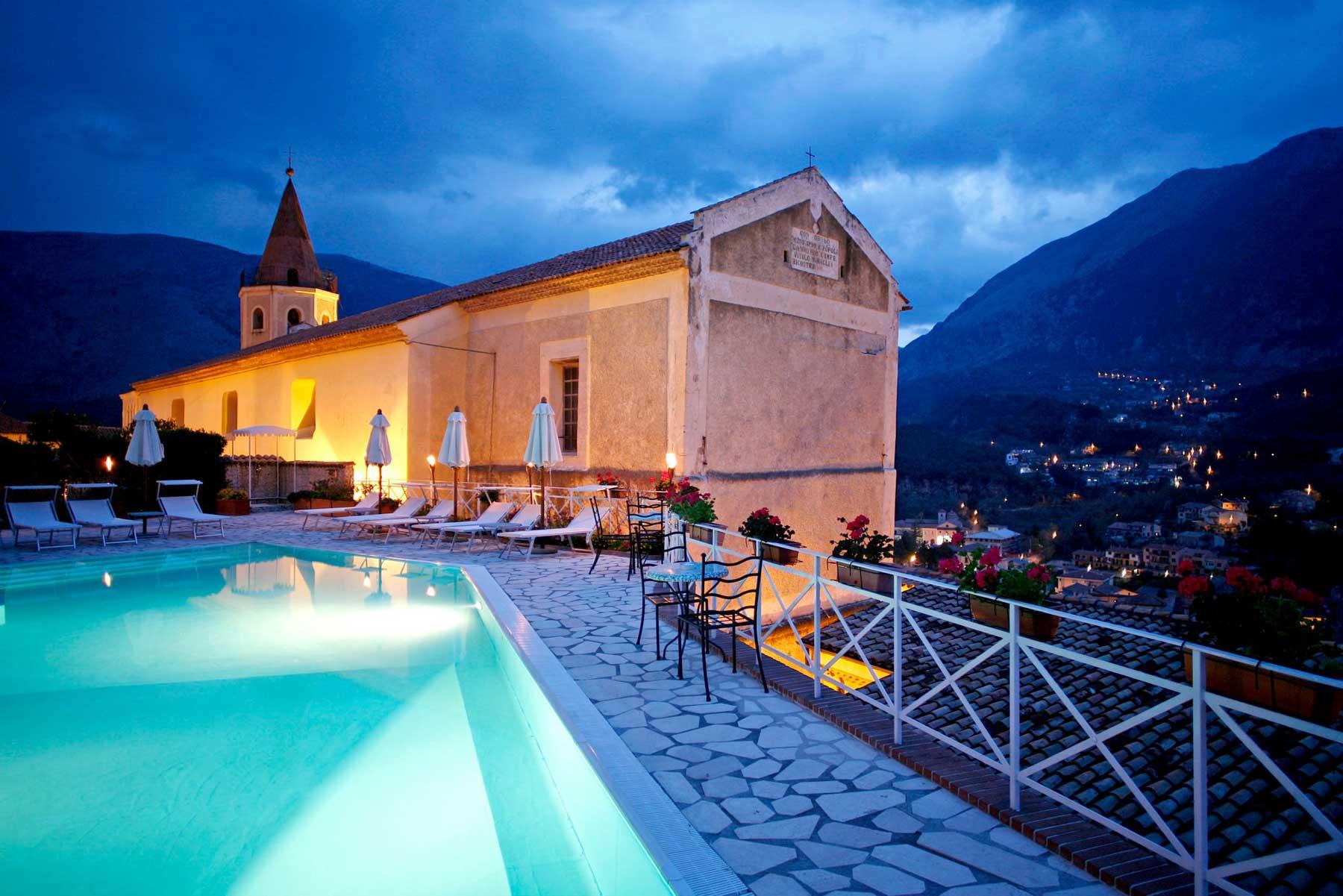 Locanda Delle Donne Monache, hotel de charme à Maratea (Basilicate, Italie)