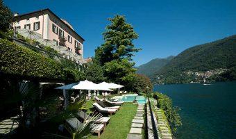 Relais Villa Vittoria, hotel de charme a Laglio sur les rives du lac de Côme en Italie