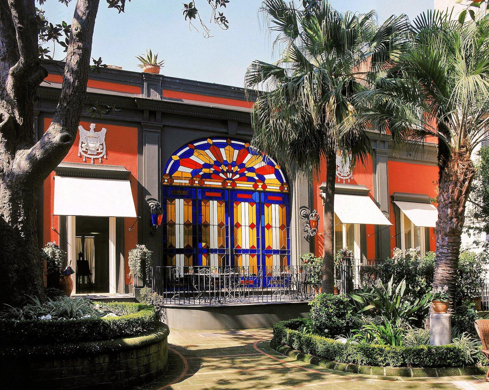 Costantinopoli 104, hotel de charme Naples Italie