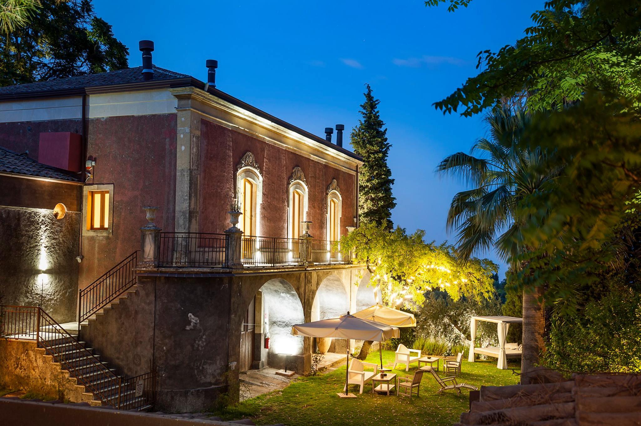 Monaci delle Terre Nere, Boutique Hotel - Zafferana Etnea Sicile