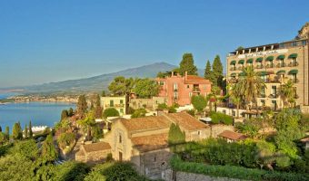 Villa Carlotta Boutique Hotel à Taormina en Sicile (Italie)