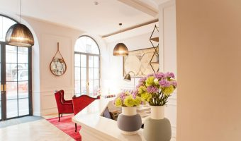 The Fifteen Keys, boutique hotel Rome Italie
